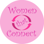 Logo for Women that Connect